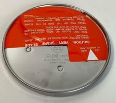 Cuisinart 7 Cup Food Processor Serated Slicer Disc Model  DLC-10 DLC-8 D... - $11.60