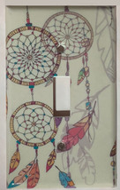 Dream Catchers Catch Light Switch GFI Power Outlet wall Cover Plate Home Decor