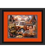 "Oregon State University Beavers ""Tailgate Celebration""-15 x18 Framed Photo - $39.95"