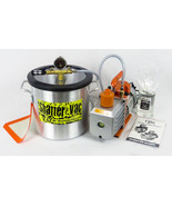 3 Gallon Vacuum Chamber and 7 CFM Single Stage Pump Kit for Extracts - $399.99