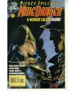 Mickey Spillane's MIKE DANGER #4 (Tekno Comix) NM! - $1.00