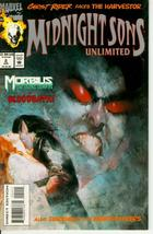 MIDNIGHT SONS UNLIMITED #2 NM! ~ GHOST RIDER - $1.50