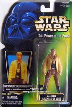 Star Wars: TPOTF - Luke Skywalker In Ceremonial Outfit (1996) *Green Card* - $10.99