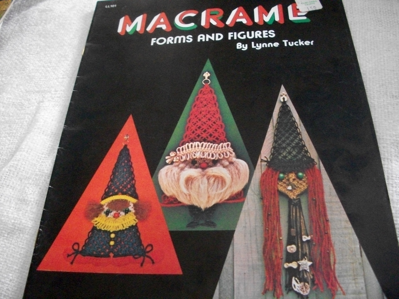 Primary image for Macrame Forms And Figures