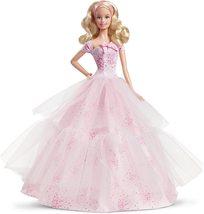 Barbie Birthday Wishes 2016 Doll Mattel - $71.49