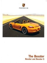 2008 Porsche BOXSTER brochure catalog US 08 S Limited Ed. - $12.00