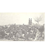 Civil War Union Soldiers Post Card  - $2.00