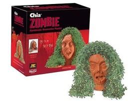 Chia Zombie Lifeless Lisa Handmade Decorative P... - $11.25