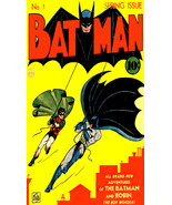 Batman # 1 Fridge Magnet - $3.95