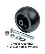 Anti Scalp Deck Wheels Kit fits Raptor SD Super Z Hustler Sport FasTrak SD - $15.71+
