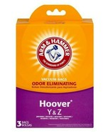 Hoover Tempo Type Y WindTunnel Vacuum Bags 3 Bags  - $5.69