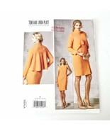 Vogue V1435 Size 6 8 10 12 14 Tom and Linda Platt Dress Jacket Pattern U... - $31.95