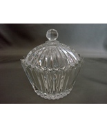 MIKASA Diamond Fire OVAL Trinket Covered Dish - $11.99