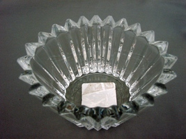 MIKASA Diamond Fire OVAL Trinket Covered Dish image 5