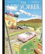 The New Yorker Magazine April 20, 2015 - $9.95