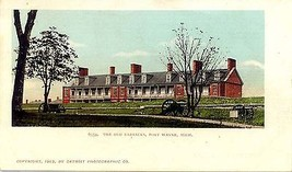 "1902 ""The Old Barracks"", Fort Wayne, Michigan - $12.82"
