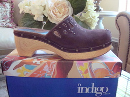 Women's Indigo by Clarks Clogs Size 11 - $39.99