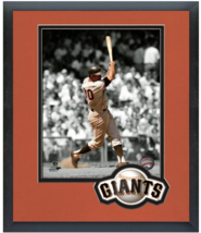"Orlando Cepeda San Francisco Giants - 11 x 14 Matted/Framed""Spotlight"" P... - $43.95"