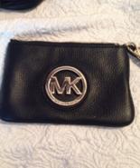 Michael Kors Black Wristlet.  - $100.00