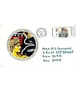 1972 Apollo XVII F.D.C. Cernan, Evans & Schmitt - $5.89