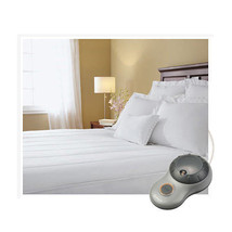 Heated Electric Mattress Pad Twin Size Blocks out the cold bedroom by Su... - $89.99