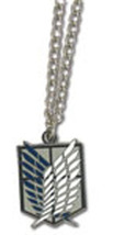 Attack on Titan: Scout Regiment Necklace GE35638 *NEW* - $13.99
