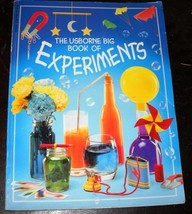 The Usborne Big Book Of Experiments (paperback) - $8.00