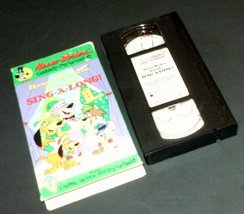 Hanna-Barbera Friends Sing-a-long! [VHS Tape]