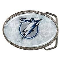 Tampa Bay Lighting Belt Buckle - NHL Hockey - $9.64