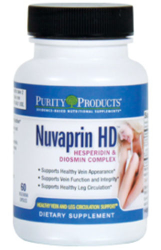 Nuvaprin HD by Purity Products - 60 vegetarian capsules