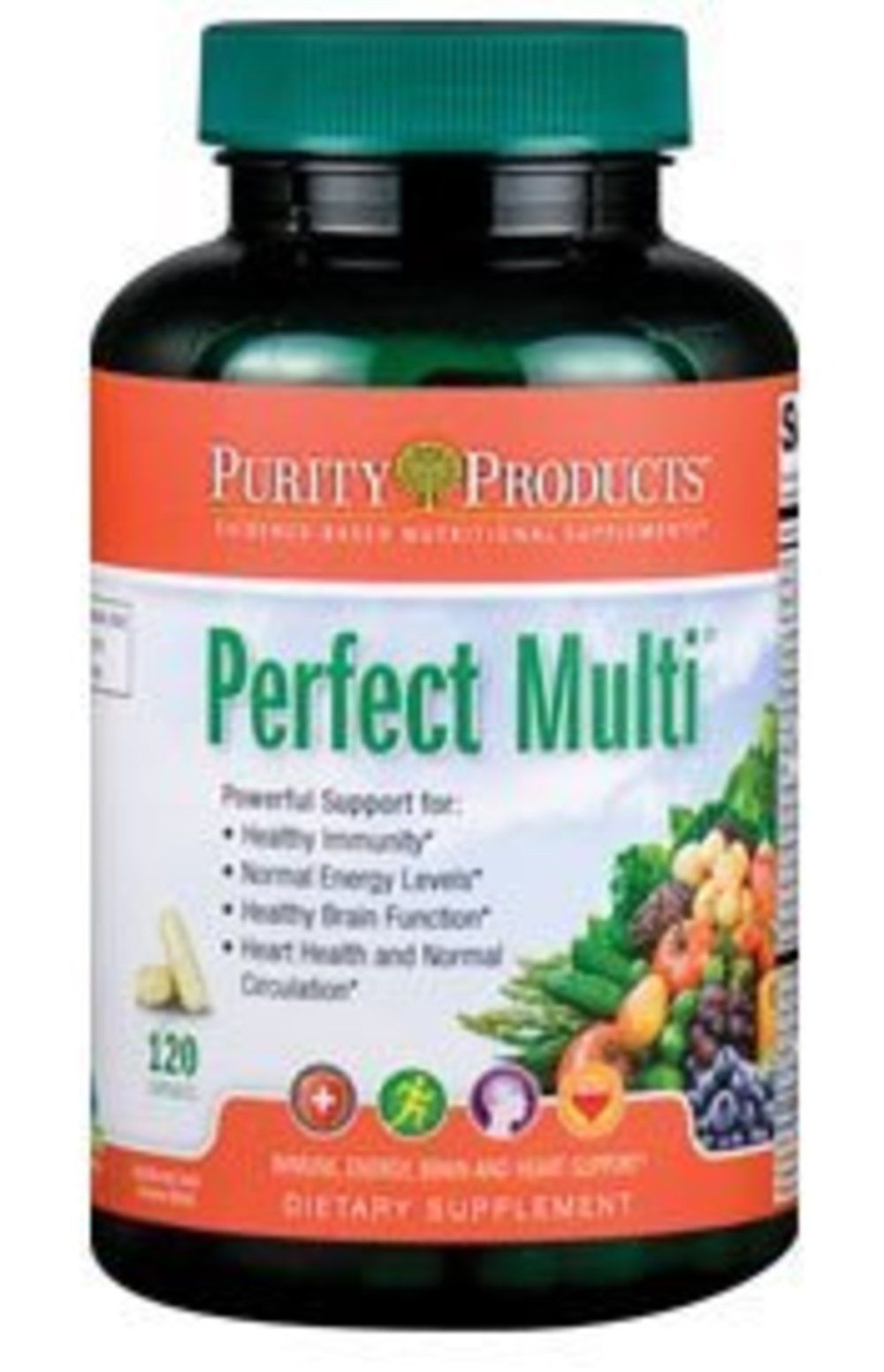 Perfect Multi-vitamin by Purity Products by Purity Products
