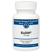 BioDIM - 75 mg, 60 capsules by Vitamin Research Products - $29.65