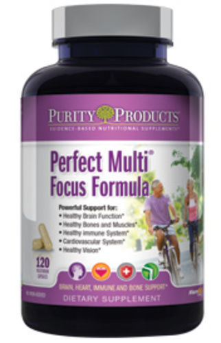Perfect Multi Focus Formula by Purity Products - 120 Capsules