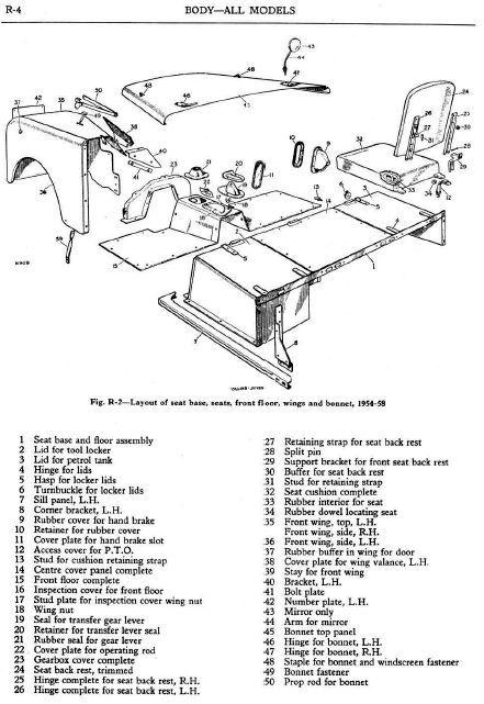 LAND ROVER SERIES I 1948 - 1958 FACTORY SERVICE REPAIR WORKSHOP OEM MANUAL