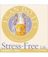 I Can Do It Cards, Stress Free [Jan 01, 2003] Hay, Louise - $30.00