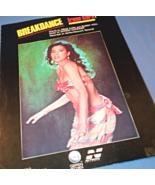 "1984 Vintage Sheet Music ""Break Dance""  #7630 - $9.99"