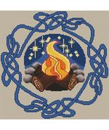 Beltane cross stitch chart Artist's Alley  - $9.00