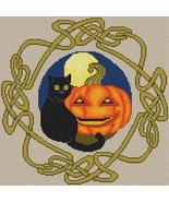 Samhain cross stitch chart Artist's Alley  - $9.00