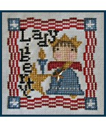 Lady Liberty Word Play cross stitch chart Hinzeit - $7.20