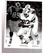 N.Y. Jets -#32 Emerson Boozer  Running Back 1975 - $2.50