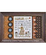 Fair Philomel cross stitch chart Barbara Ana Designs - $10.80