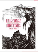 FINAL FANTASY BRAVE EXVIUS The Art Works Vol 2 Limited Book - $64.99