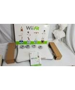 Wii Fit Balance Board / Game  (Wii, 2008) Bundle w/ box  - $34.65