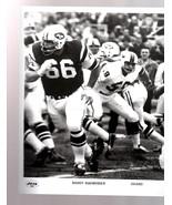 N.Y. Jets- Randy Rasmussen #66 Guad 1975  Jets - $2.75