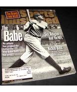 SPORTS ILLUSTRATED Magazine Aug 24 1998 Babe Ruth Sex & NFL Big Bucks Fi... - $9.99