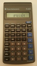 Texas Instructions TI-30X Calculator Grey Gray Scientific - $8.56