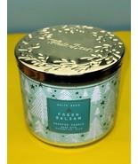 Bath & Body White Barn Aromatherapy Fresh Balsam Jar Essential Oil Candl... - $34.64
