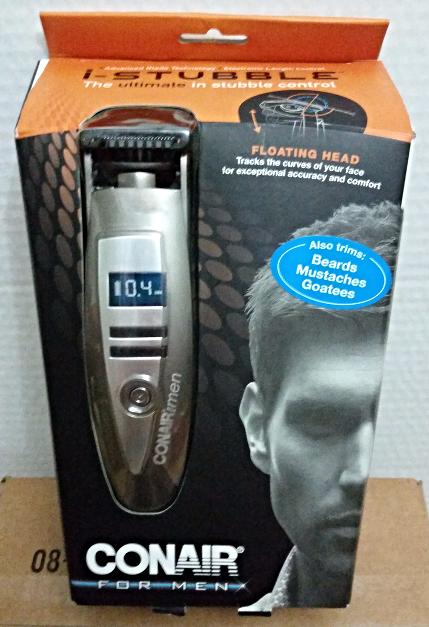 conair for men i stubble gmt900r hair face beard trimmer cordless rechargeabl. Black Bedroom Furniture Sets. Home Design Ideas