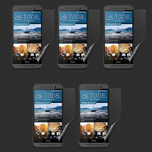 5X Clear Crystal Transparent Screen Protector Guard Shield For HTC One M9 2015 - $6.99