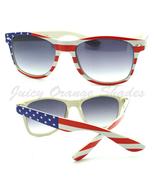 AMERICAN FLAG Print Sunglasses PATRIOTIC STAR SPANGLED BANNER - $6.19+